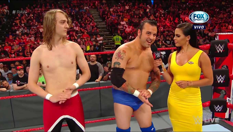 WWE RAW (2 de septiembre 2019) | Resultados en vivo | Regresa Rey Mysterio 20