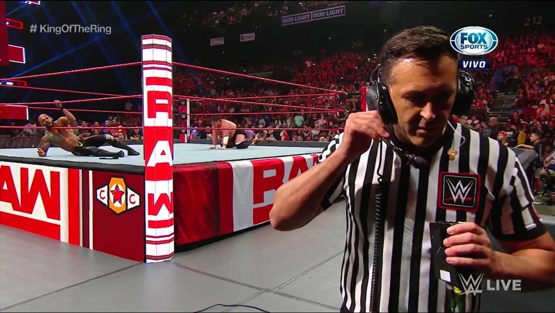 WWE RAW (2 de septiembre 2019) | Resultados en vivo | Regresa Rey Mysterio 28