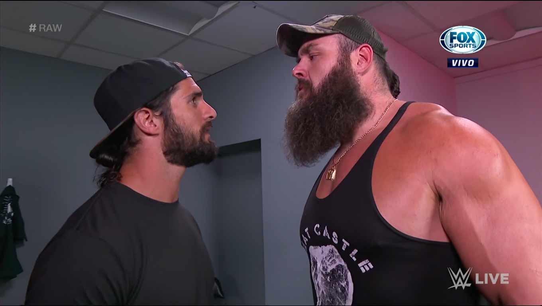 WWE RAW (2 de septiembre 2019) | Resultados en vivo | Regresa Rey Mysterio 29