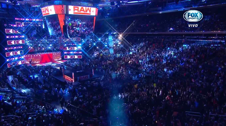 WWE RAW (9 de septiembre 2019) | Resultados en vivo | WWE regresa al MSG 1