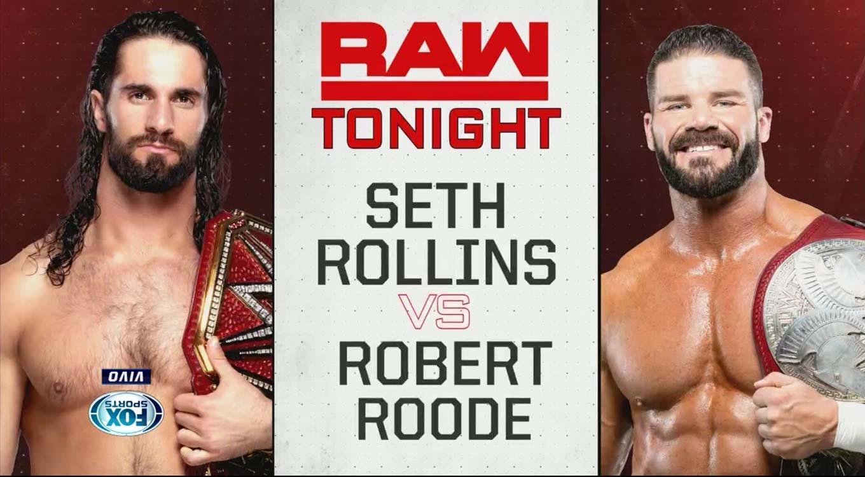 WWE RAW (16 de septiembre 2019)   Resultados en vivo   The Fiend va por Rollins 44