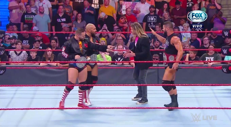 WWE Raw 16 de septiembre 2019