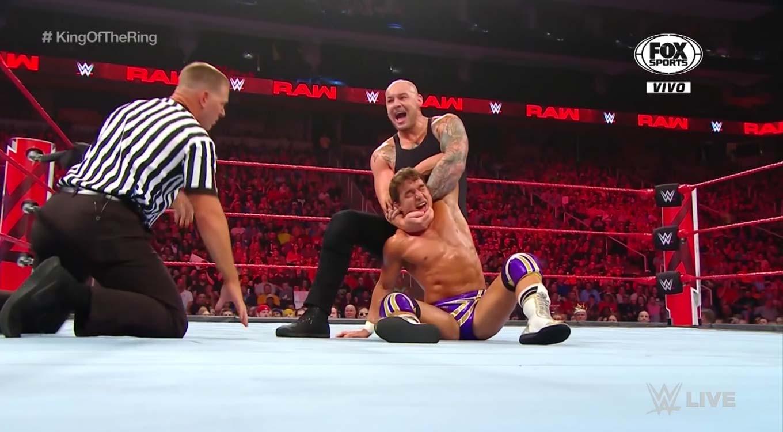 WWE RAW (16 de septiembre 2019) | Resultados en vivo | The Fiend va por Rollins 12