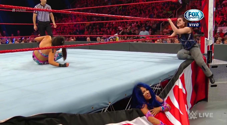 WWE RAW (16 de septiembre 2019)   Resultados en vivo   The Fiend va por Rollins 32