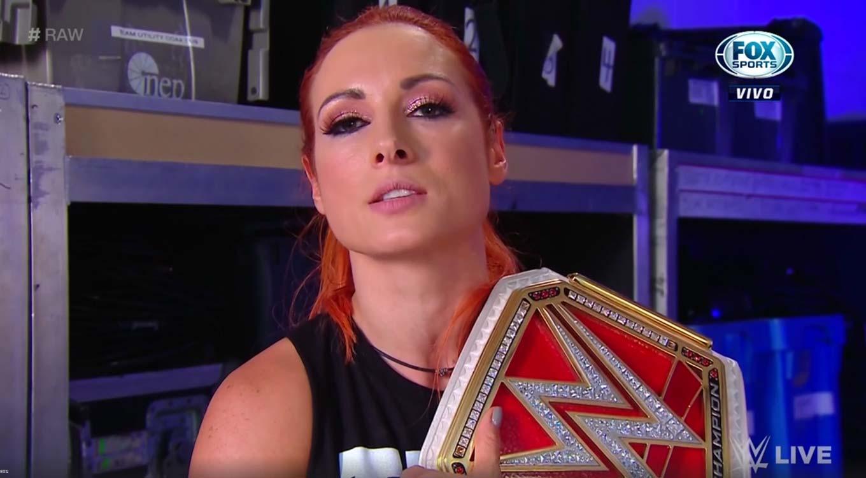 WWE RAW (16 de septiembre 2019)   Resultados en vivo   The Fiend va por Rollins 40