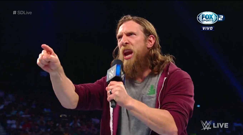 Giro inesperado: Erick Rowan enloquece en SmackDown Live 1