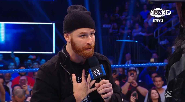 SmackDown Live (10 de septiembre 2019) | Resultados en vivo | La noche del Undertaker 4