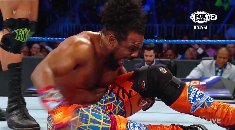 WWE SmackDown Live 17 de septiembre de 2019
