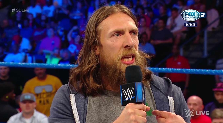 WWE SMACKDOWN LIVE (17 de septiembre 2019)   Resultados en vivo   King Corbin 25