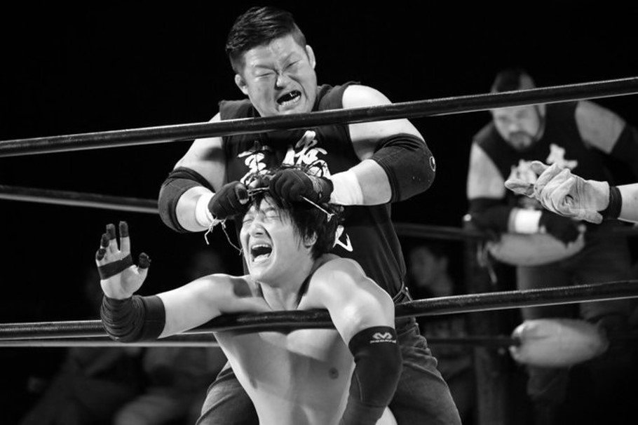 "BJW: ""Death Rules 20"" Inicia la Saikyou Tag League 2019 1"