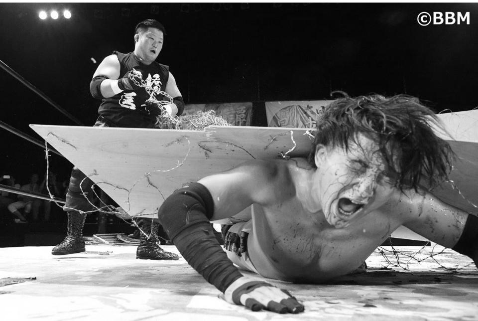 """BJW: """"Death Rules 20"""" Inicia la Saikyou Tag League 2019 2"""