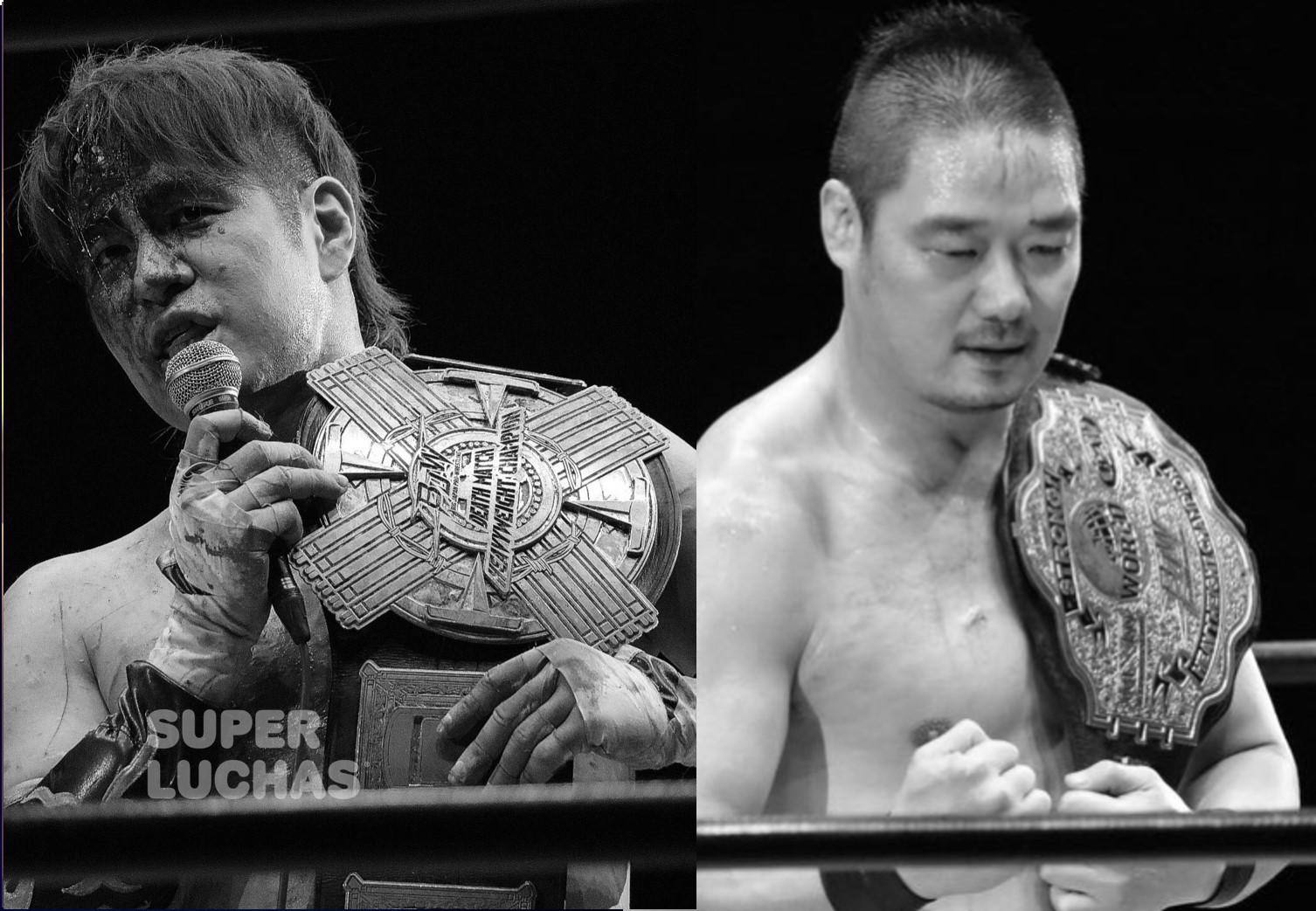 """BJW: """"Death Mania VII"""" Kohei Sato se corona, Isami Kodaka retiene 1"""