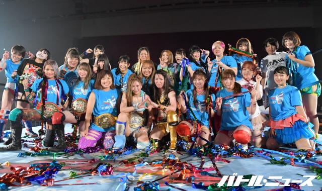 "Ice Ribbon: ""Yokohama Bunka Gymnasium III"" Maya Yukihi campeona 7"