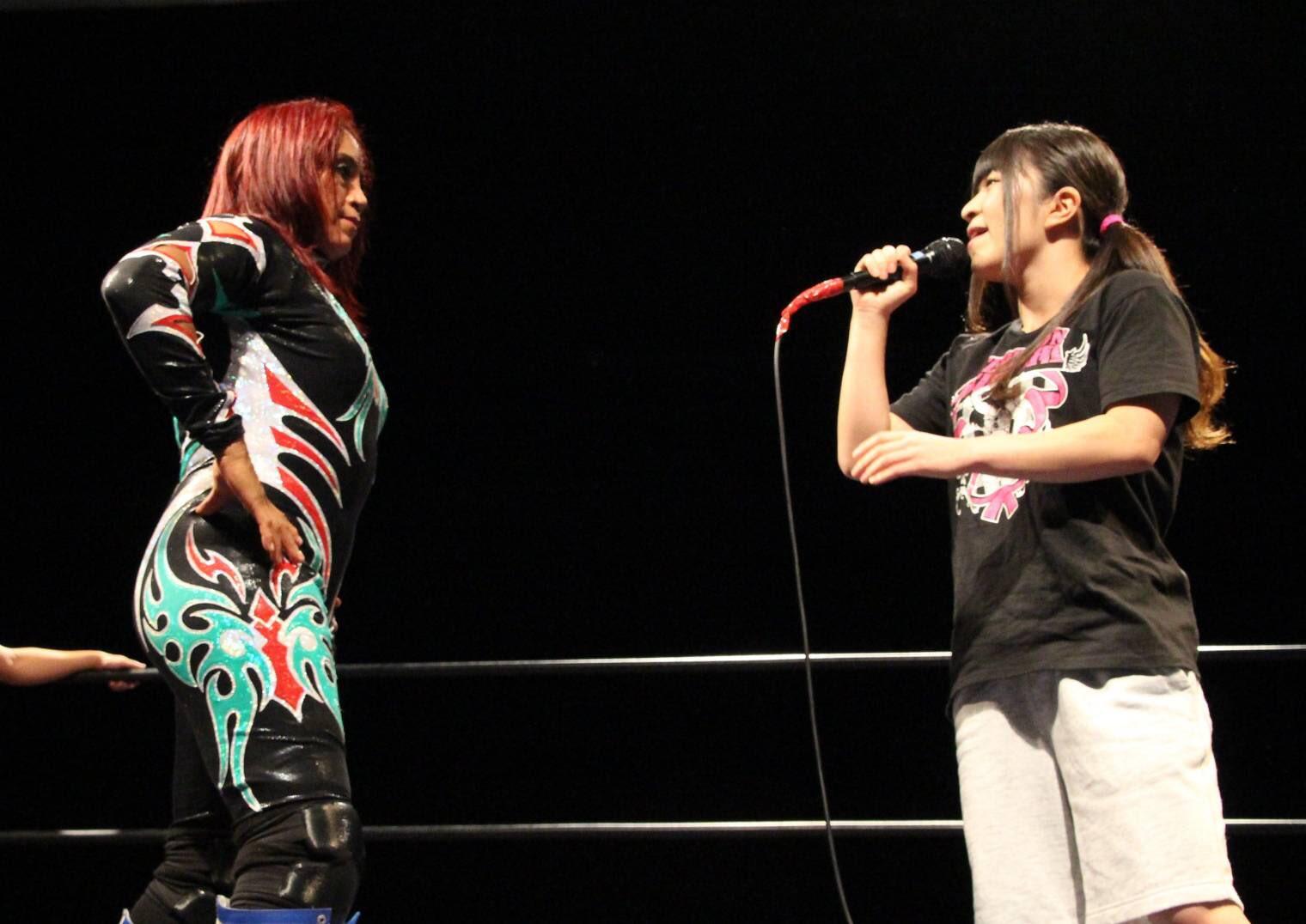 CMLL: Se anunció la retadora de Marcela a su título Mundial 2