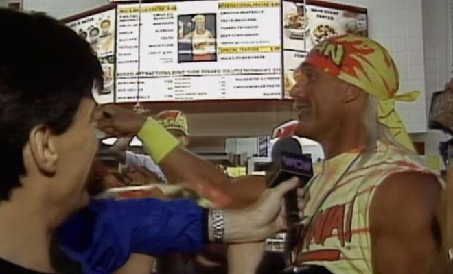 Hace 24 años se emitió el primer episodio de WCW Monday Nitro 1