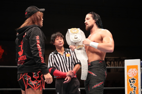 "NJPW: ""Road to Destruction 2019"" Días 5 y 6 LIJ mantiene dominio 4"
