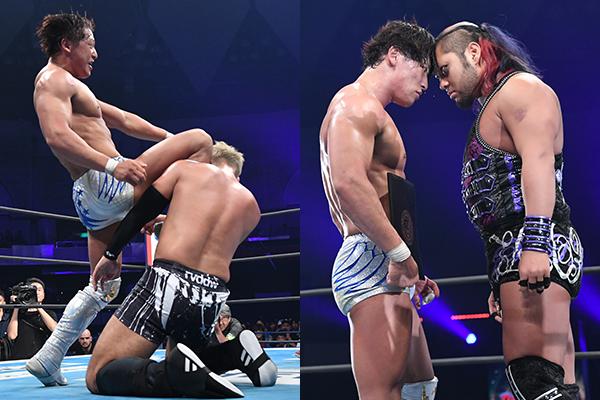 "NJPW: ""Destruction in Kagoshima 2019""Ibushi gana a KENTA 12"