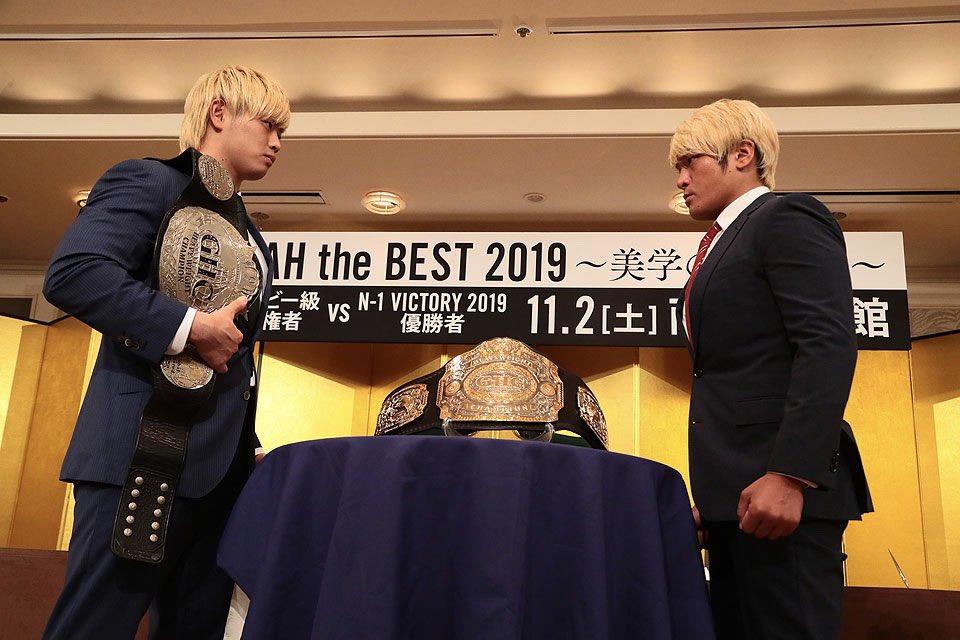 NOAH: Es oficial Kiyomiya vs. Kenou; habrá nuevo cinturón 4