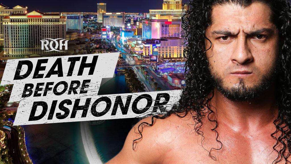 Es oficial, Rush es retador al título máximo de ROH 3
