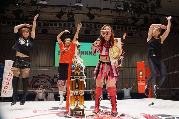 """SEAdLINNNG: """"Endless Summer 2019"""" Arisa Nakajima nueva reina 1"""