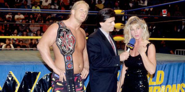 Hace 25 años, así perdió Steve Austin en WCW 1