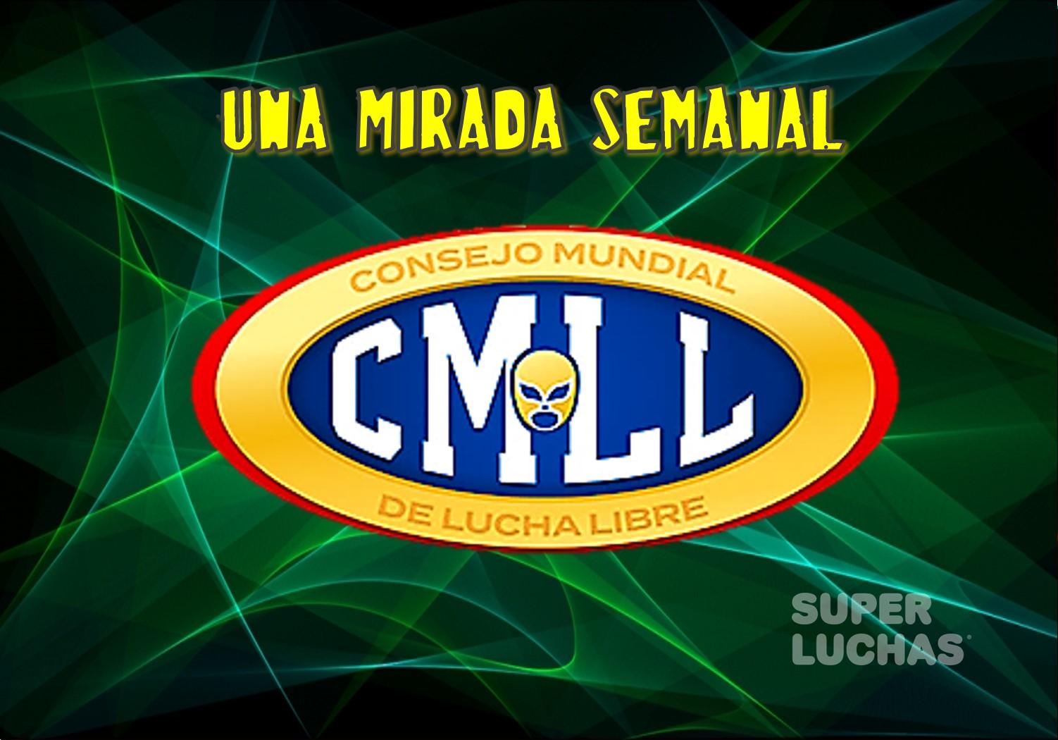 Una mirada semanal al CMLL (del 29 ago al 04 sep de 2019) 13