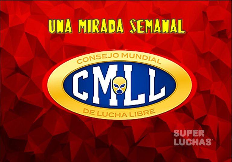 Una mirada semanal al CMLL (del 5 al 11 septiembre de 2019) 1