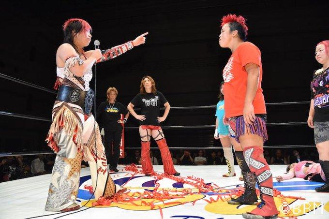 "WAVE: ""Golden Grampus"" Takumi Iroha defiende su título 2"