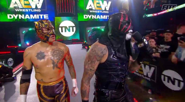 AEW DYNAMITE (16 de octubre 2019) | Resultados en vivo | Chris Jericho vs. Darby Allin 2