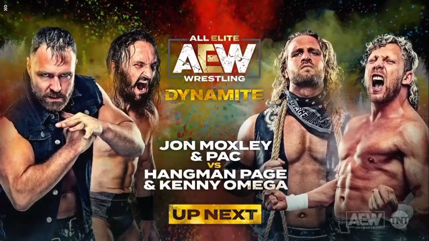 AEW DYNAMITE (16 de octubre 2019) | Resultados en vivo | Chris Jericho vs. Darby Allin 8