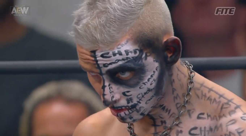 AEW DYNAMITE (16 de octubre 2019) | Resultados en vivo | Chris Jericho vs. Darby Allin 18