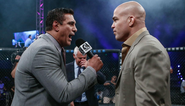 Alberto el Patrón vs Tito Ortiz / Combate Américas MMA
