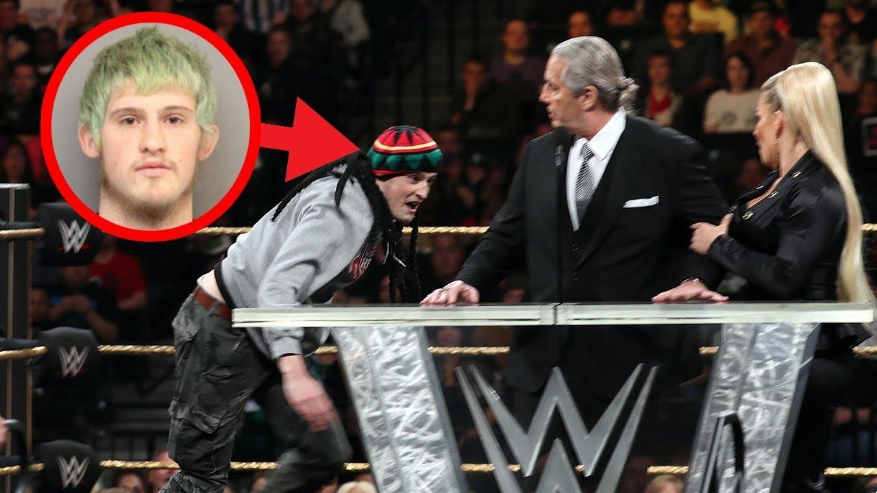 Atacante de Bret Hart