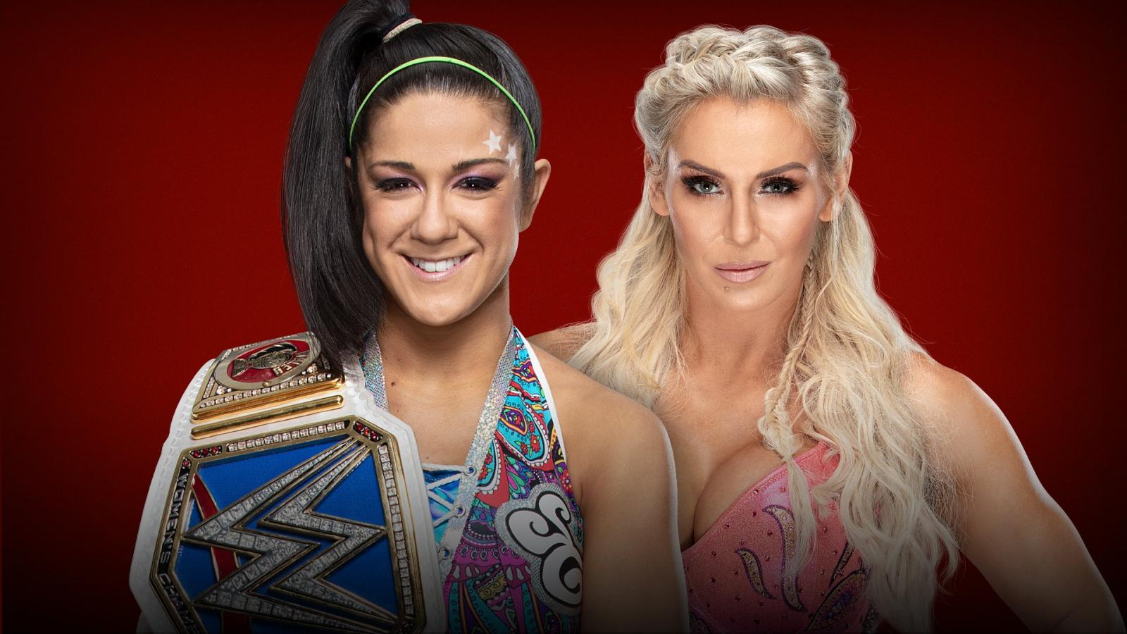 Bayley Charlotte Flair