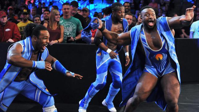 Brock Lesnar vs. Big E