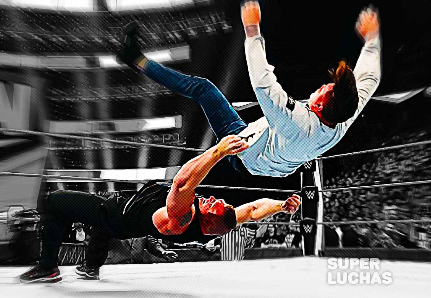 Brock Lesnar vs Dominik