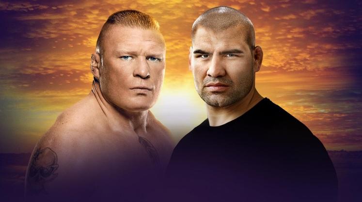 Brock Lesnar vs. Caín Velásquez