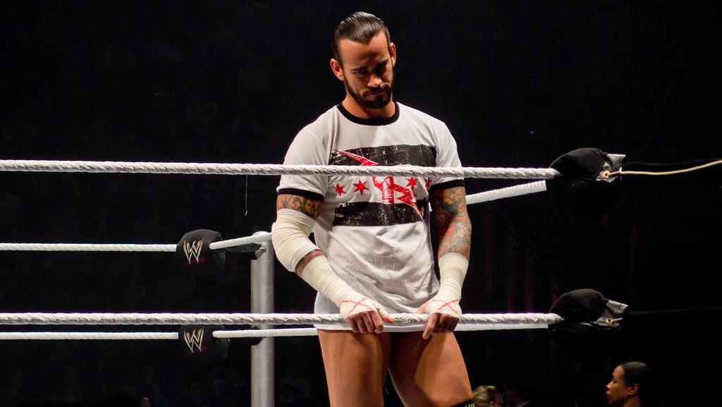 CM Punk respondió a los fanáticos