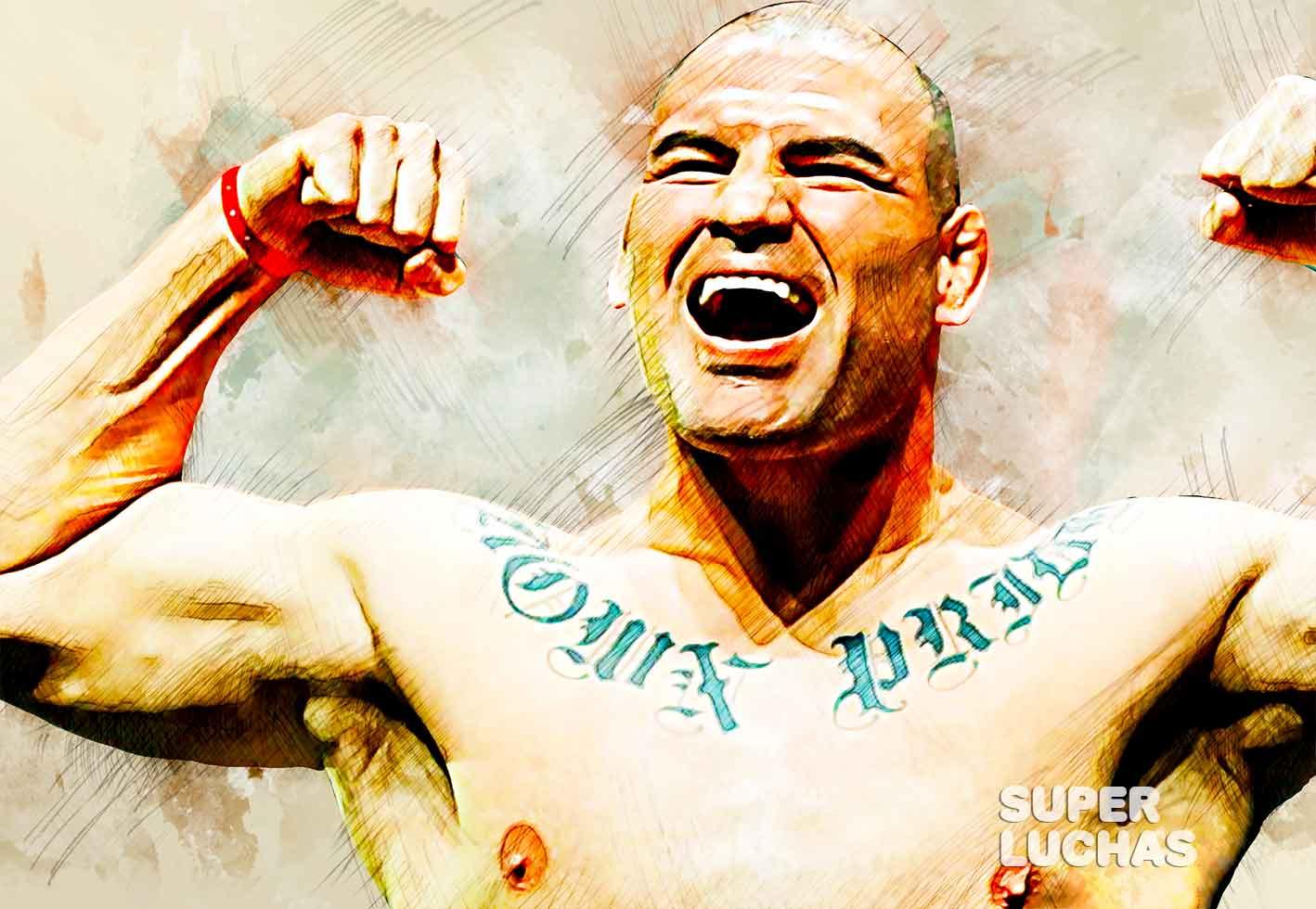 OFICIAL | Se anunció el combate de Brock Lesnar vs. Caín Velásquez