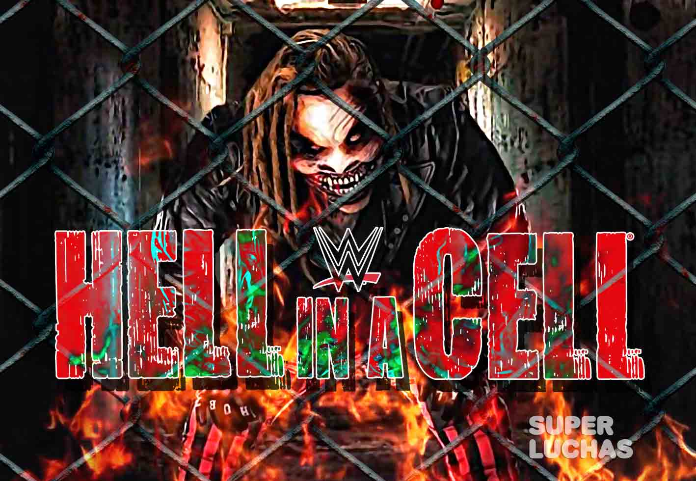 Cobertura WWE Hell in a Cell 2019