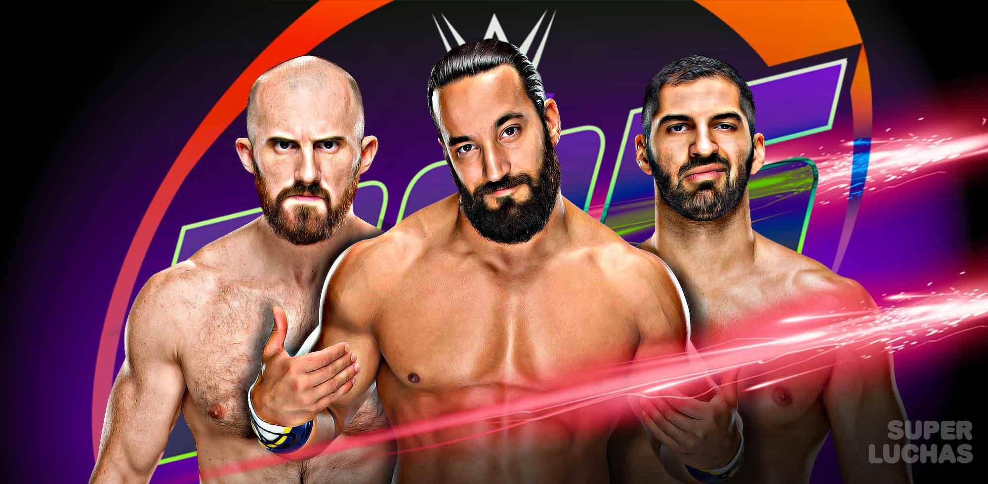 Resultados WWE 205 Live 18 de octubre 2019
