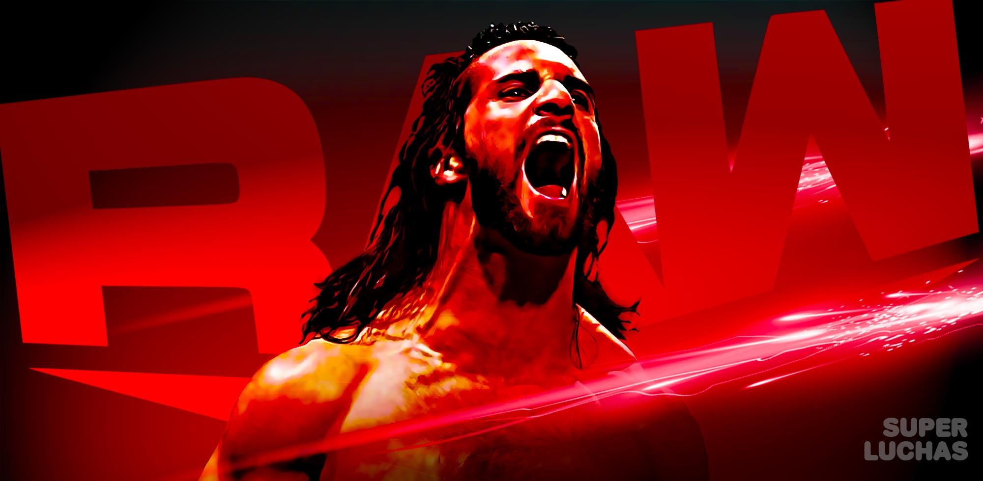 Resultados Monday Night Raw 21 de octubre 2019