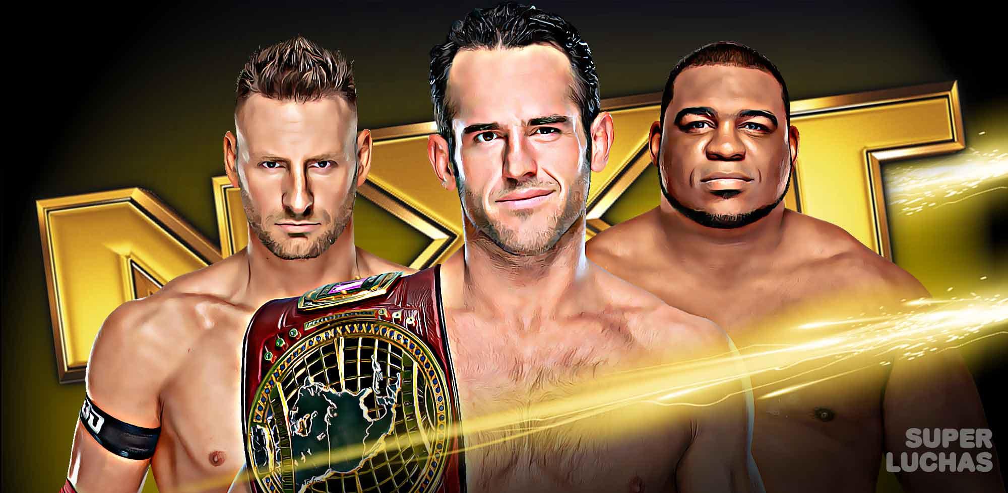 Resultados NXT 23 de octubre 2019