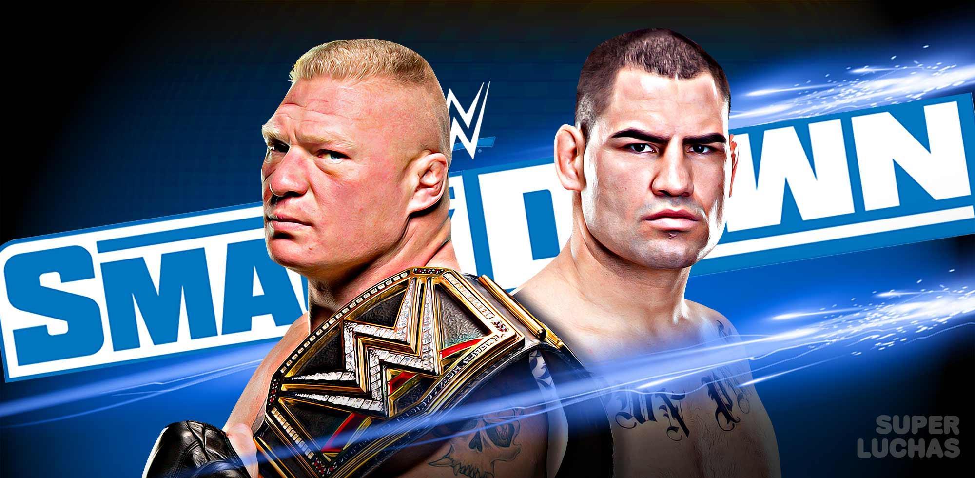 Resultados Friday Night SmackDown 25 de octubre 2019