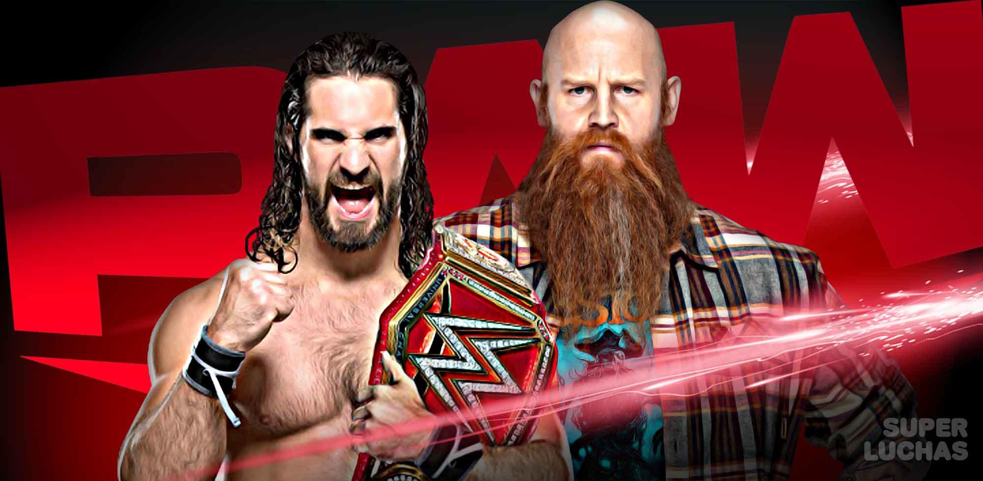 Resultados Monday Night Raw 28 de octubre 2019
