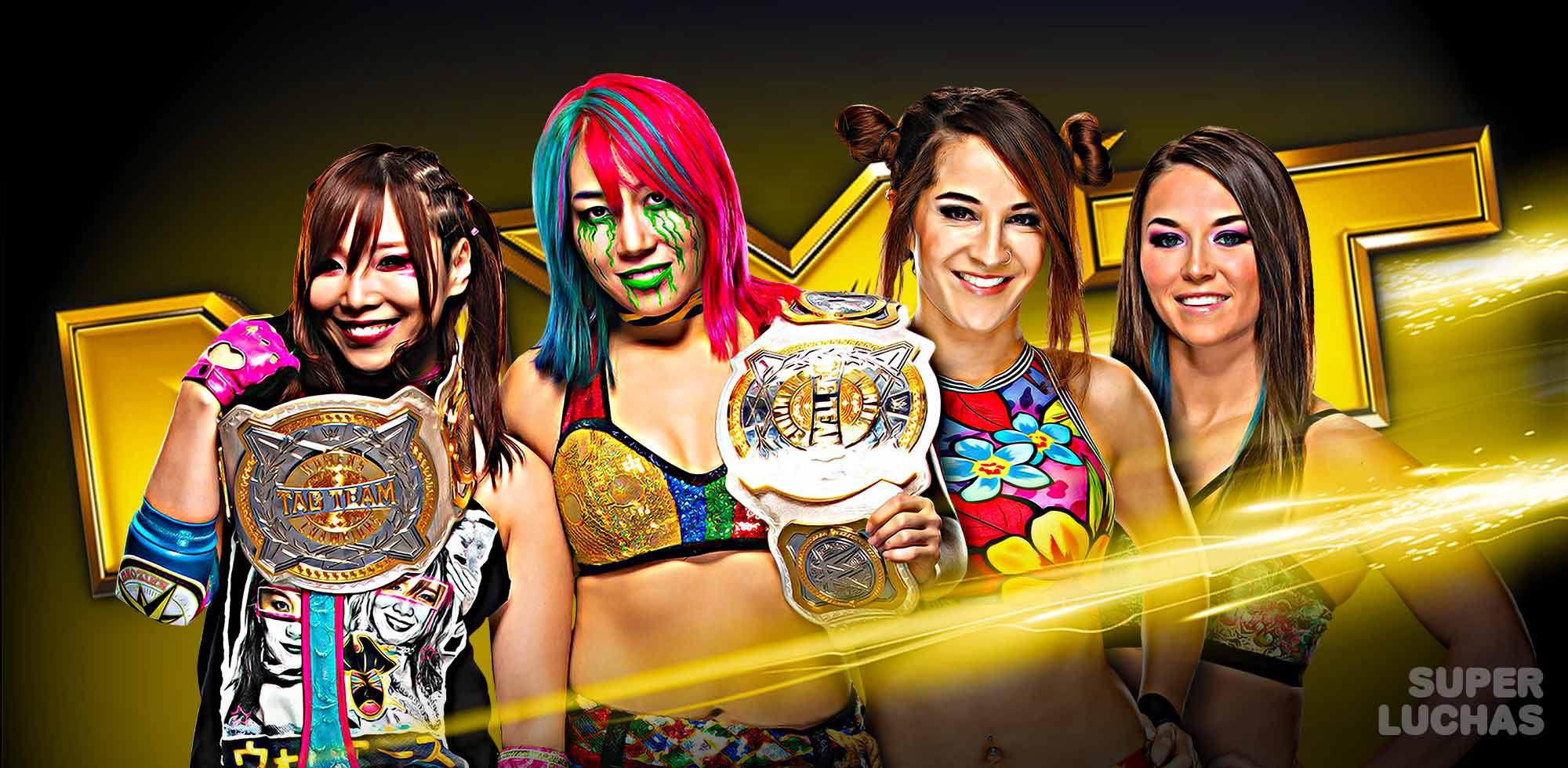 Resultados NXT 30 de octubre 2019