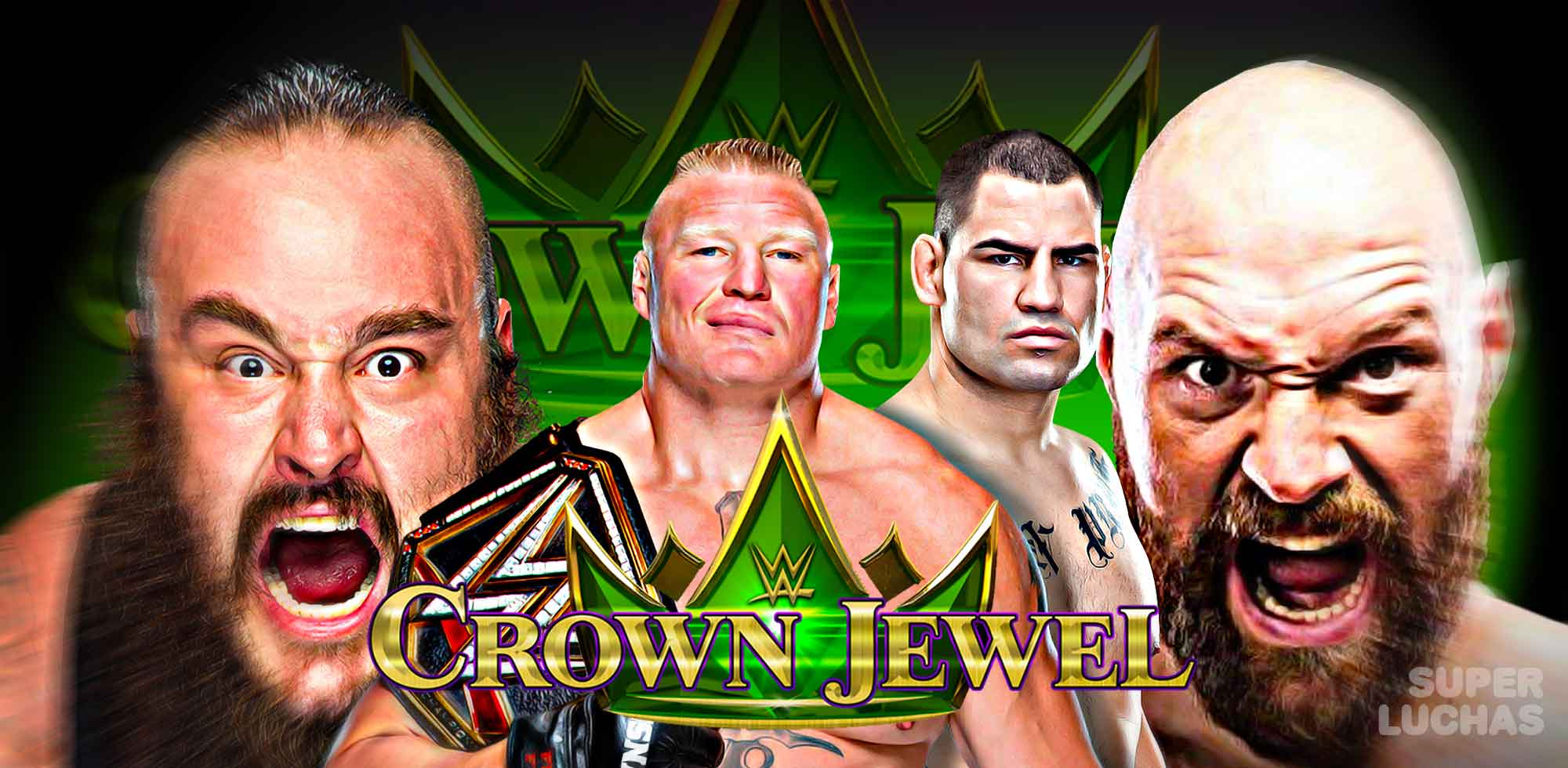 Resultados Crown Jewel 2019