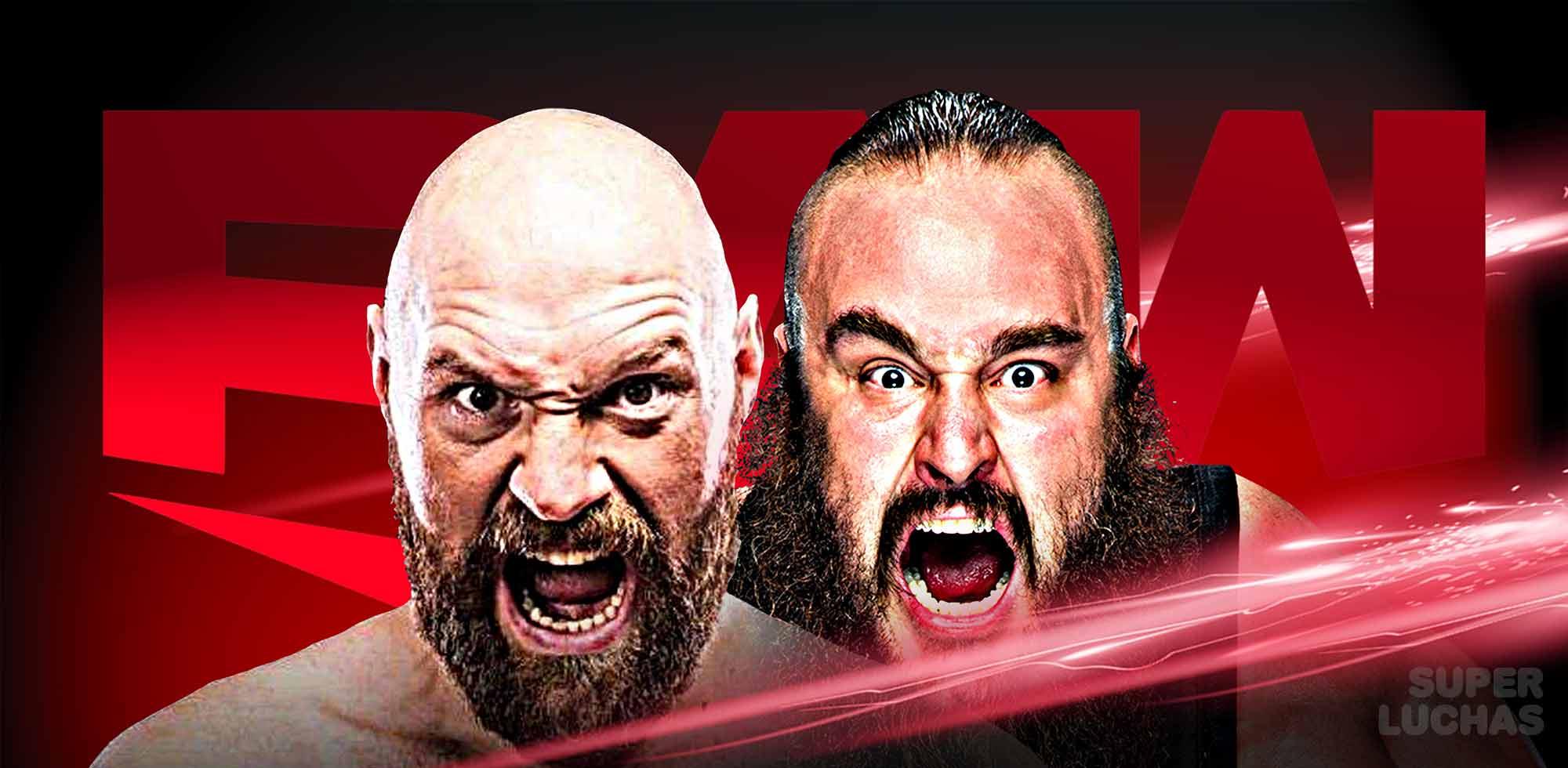 Cobertura WWE Raw 7 de octubre 2019