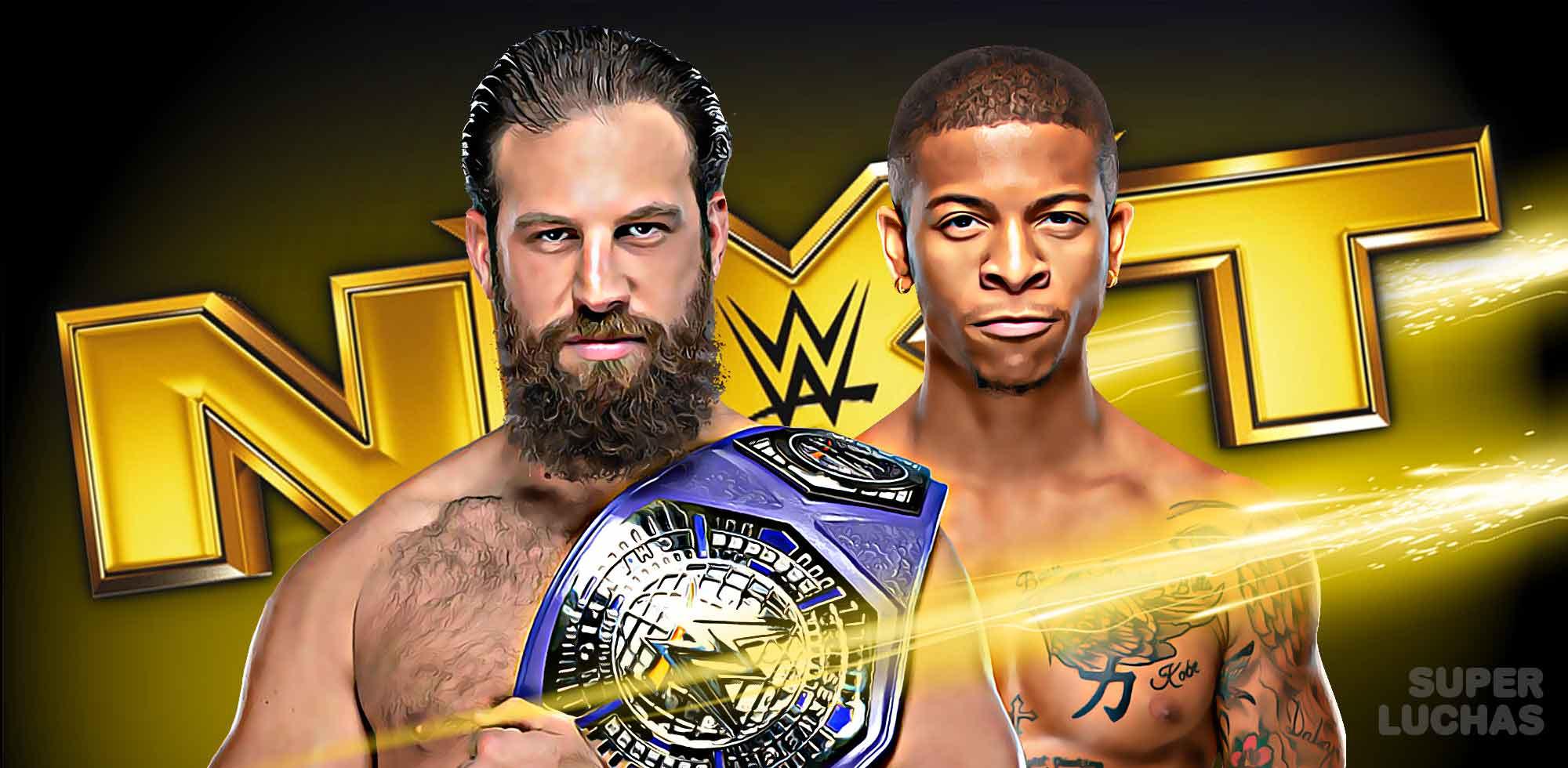 Cobertura NXT 9 de octubre de 2019