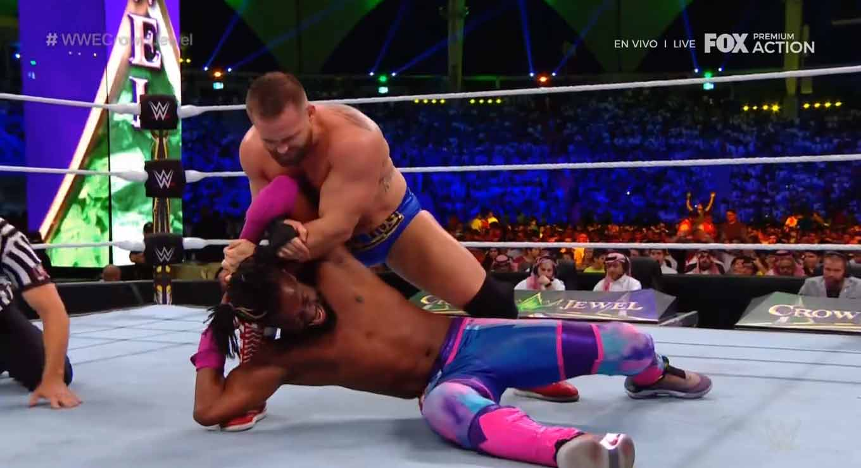 WWE CROWN JEWEL (31 de octubre 2019)   Brock Lesnar vs. Caín Velásquez 19